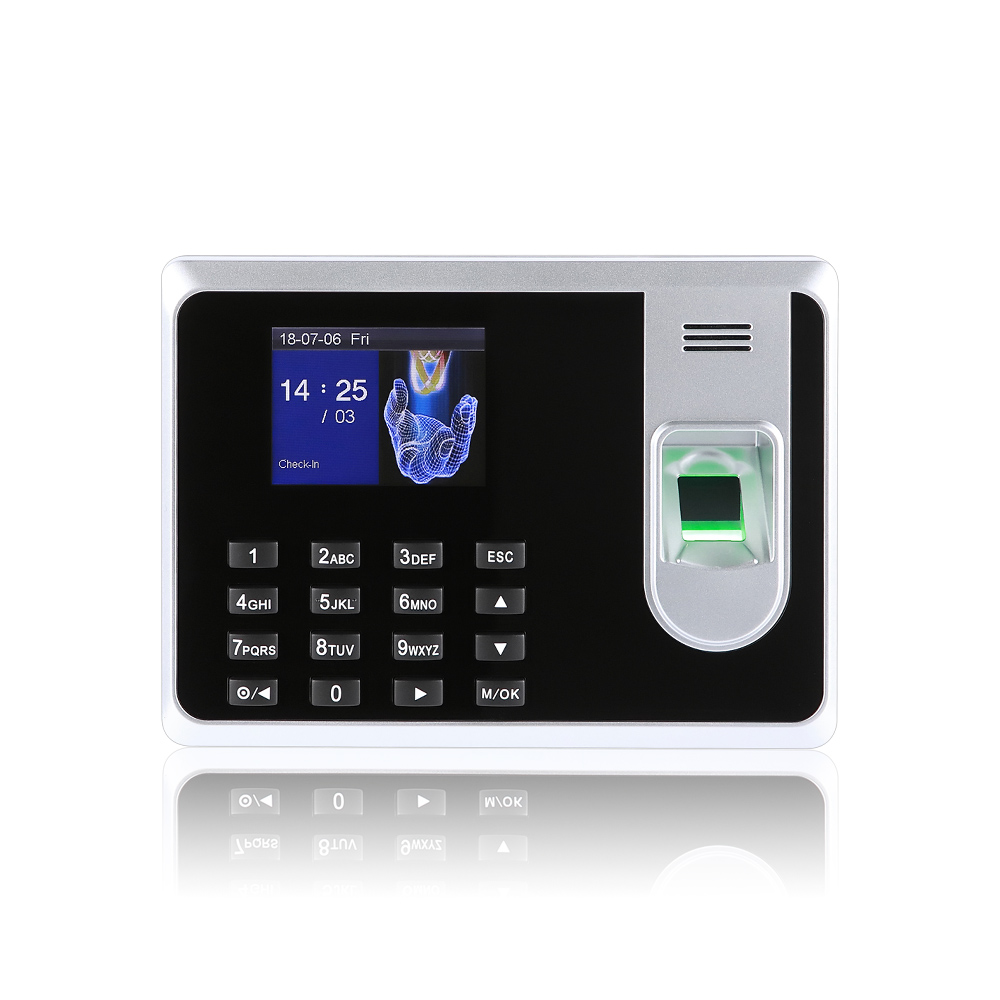Cheap Biometric Fingerprint Time Attendance System With TCP IP( T8 )