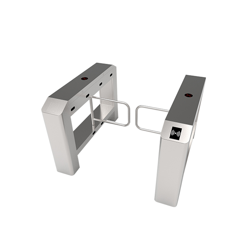 Swing Barrier With Controller Fingerprint & RFID Reader (SBTL3000)