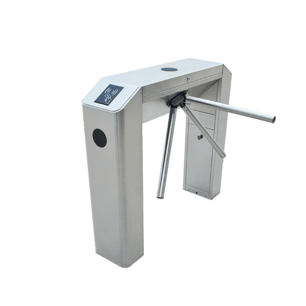 With RFID Visual Indicator Of Drop Arm Tripod Turnstile (TS2000)