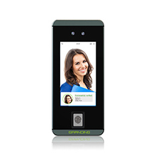 5 inch touch screen Visible Light Facial Recognition System (facepro1)