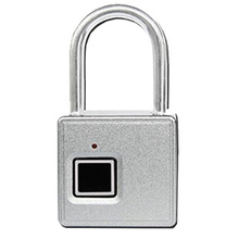 Small Biometric Fingerprint Padlock For Boxes (S4)