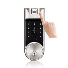Biometric Fingerprint Door Lock for Company & Home (AL40B)