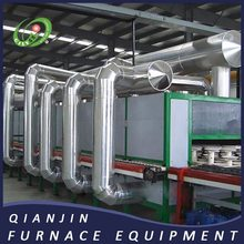 160 M Natural Gas Daily Porcelain Roller Kiln