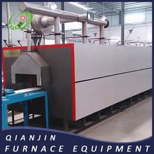Push Plate Kiln 21M High Temperature Ceramic Push Plate Furnace