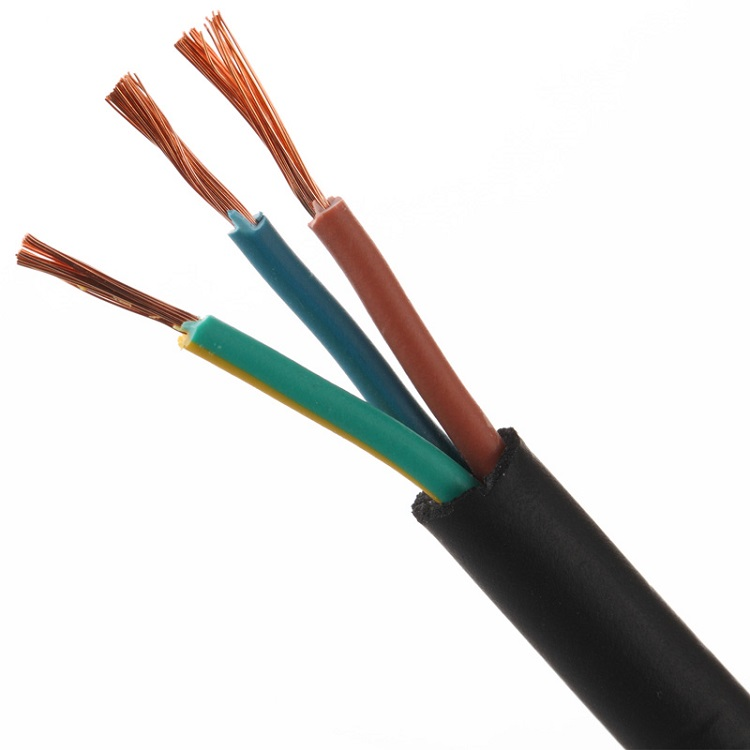 H05VV-F PVC Insulated Flexible Cable
