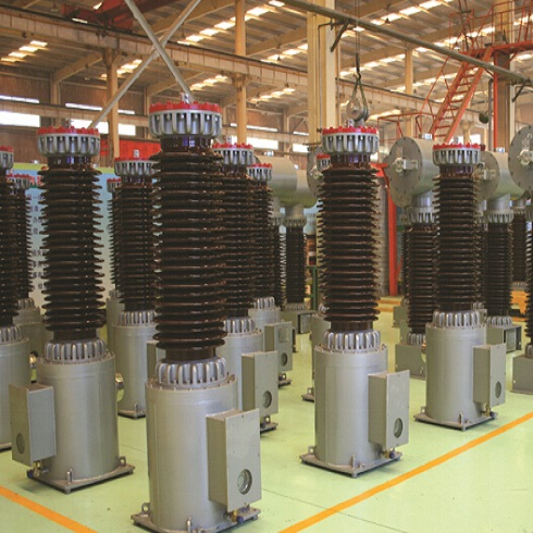 SF6 Gas Voltage Transformer