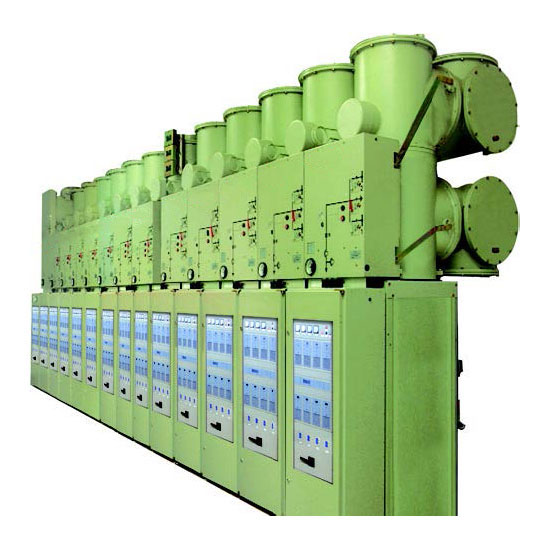 Compact Gas Insulated Switchgear