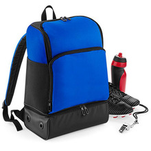 Sports Backpack Daily Backpack For Commuting With Individual Bottom Compartment For Shoes