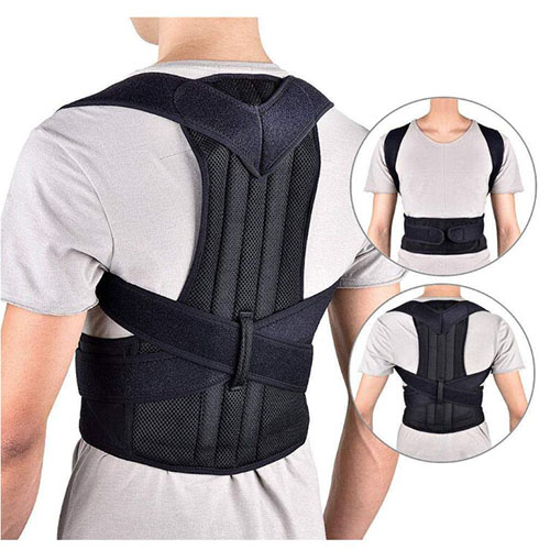Lightweight Posture Corrector Body Shaping Orthotics Office Posture Corrector