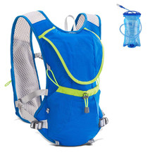 Hydration Backpack Pack, Lightweight Hydration Pack for Cycling Running Camping Hiking