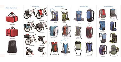 Rejollybags are specialized in sports bags