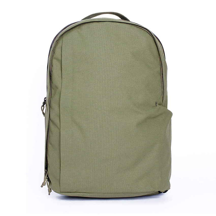 Olive Light Everyday Rucksack Camera Travel Bag with Laptop Backpack