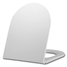 Toilet Seat D Shape