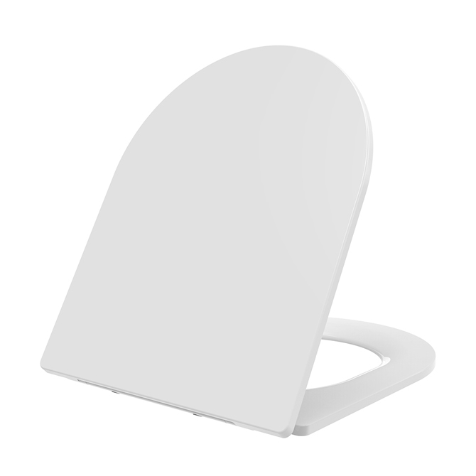 Special Ultra V Shape UF Toilets Seat Soft Close