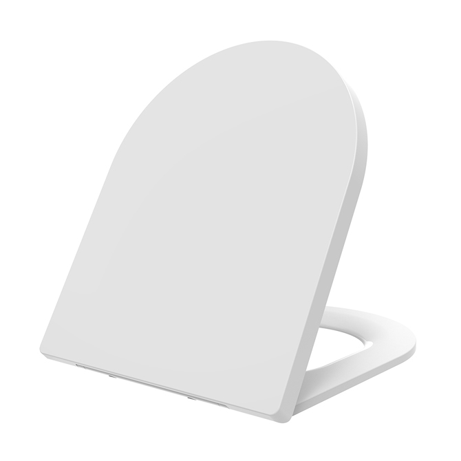Ultra Slim Seats UF Toilet Seat Soft Close