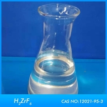 Metal surface treatment  Hexafluorozirconic Acid for sale