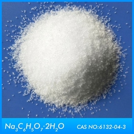 Emulsifier enhancer Sodium Citrate