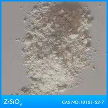 Milky glazes appliction  Zirconium Silicate