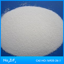 Al-Mg smelting Sodium Hexafluorozirconate