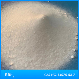 Electrolyte components Potassium Fluoborate