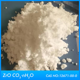 Construction water-proofing agent Zirconium Carbonate
