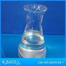Water-repellent additive  Potassium Zirconium Carbonate