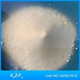 Catalyst material Potassium Fluorozirconate
