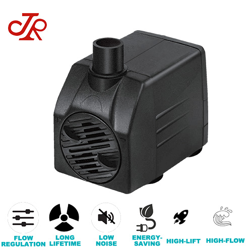 Good Quality 12V Water Submersible Fountain Pump 600LPH
