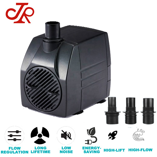 Hot Sale 16W 1100LPH Submersible Hydroponic Plants And Live Tropical Fish Water Pump