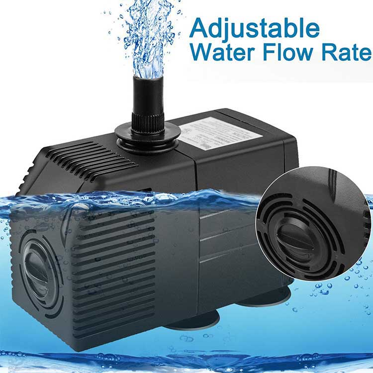 Submersible Pump 45W Ultra Quiet