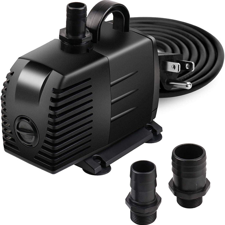 1100GPH Filter Pump for aquarium