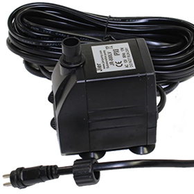 12V electrical pumps,widely used in craft fountains,garden landscapes,etc.