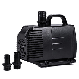 Jier 4500F Water Pump for Fish Tank, Hydroponics, Fountains, Ponds, Statuary, Aquariums & Inline
