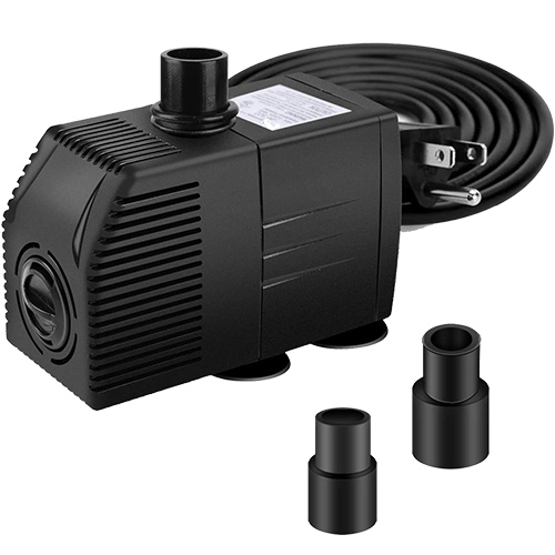 Submersible Pump For Pond