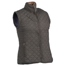 HW19007 Women's polyester woven padded hunting vest and pocket