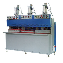 3-station Seamless Press Machine