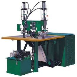 T Head Hydraulic High Frequency Welding Machine
