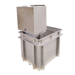IP68 waterproof anti-rust underground cabinet stainless steel cabinet