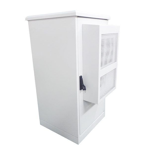 Waterproof longlife outdoor cabinet with air condition cooling system