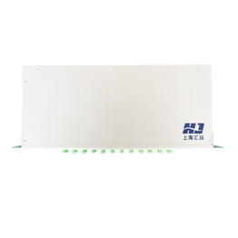 19 Inch Rack Mounted Fiber Patch Panel Termination Box