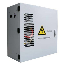 Outdoor Control Cabinet Wall Mounted Distribution Unit With Power Distribution Cabinet