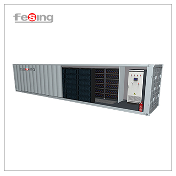 High Voltage Commercial and Industrial ESS-1MW-2MWh