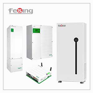 On-grid Residential Energy Storage System  Gripline-10-Schneider