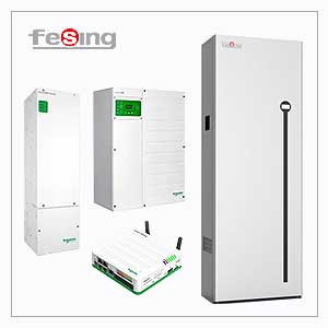 On-grid Residential Energy Storage System  Gripline-15-Schneider