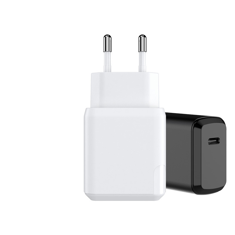 Hot selling QC3.0 quick charger PD Type-c 18W wall charger