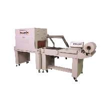 medium speed shrink wrapping machine