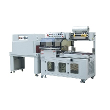 touchscreen shrink packing machine