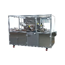 Full-automatic Cellophane Overwrapping Machine Model SZ COBM series