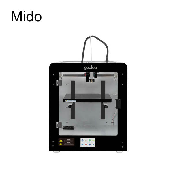 High precision auto leveling FDM goofoo 3d printer factory direct