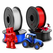 Hot selling PLA 3d printer filament materials silky shiny shine bright as one of China best manufacture